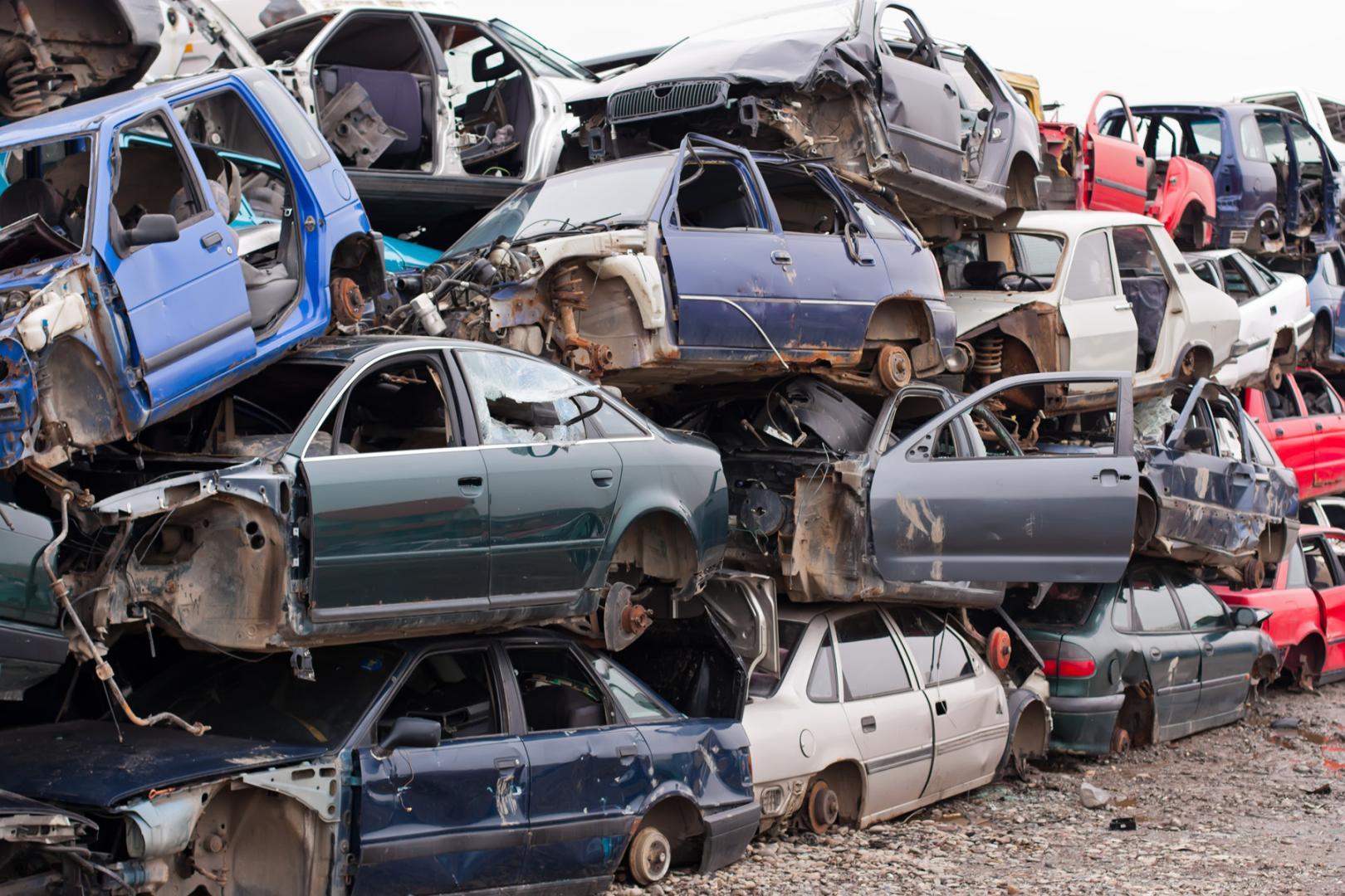 Enlèvement épaves gratuit : débarrassez-vous de vos anciens véhicules