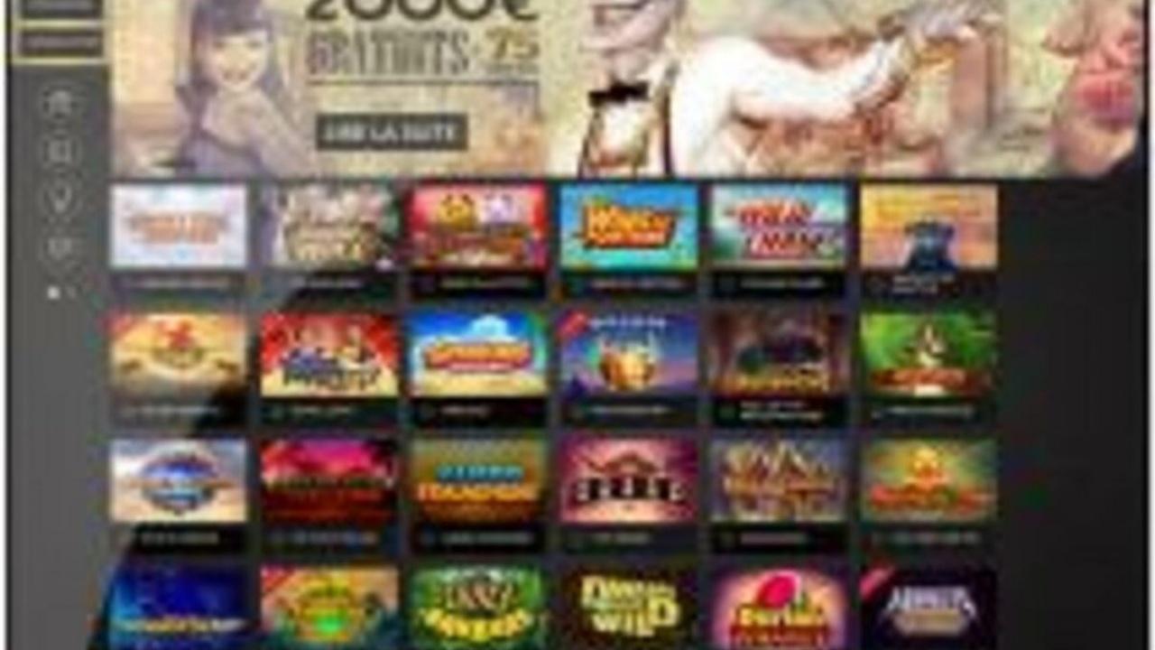 Machine à sous Joka : on vous dit tout sur ce casino !